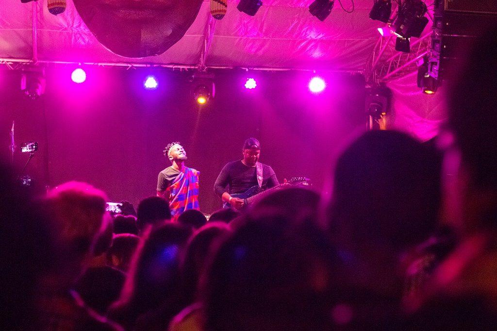 The Boiler Room x Ballantine\'s True Music Comes to Kenya - Mwende Ngao